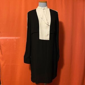 BCBGMAXAZRIA Agnes Trench Shirt Dress, Size XS